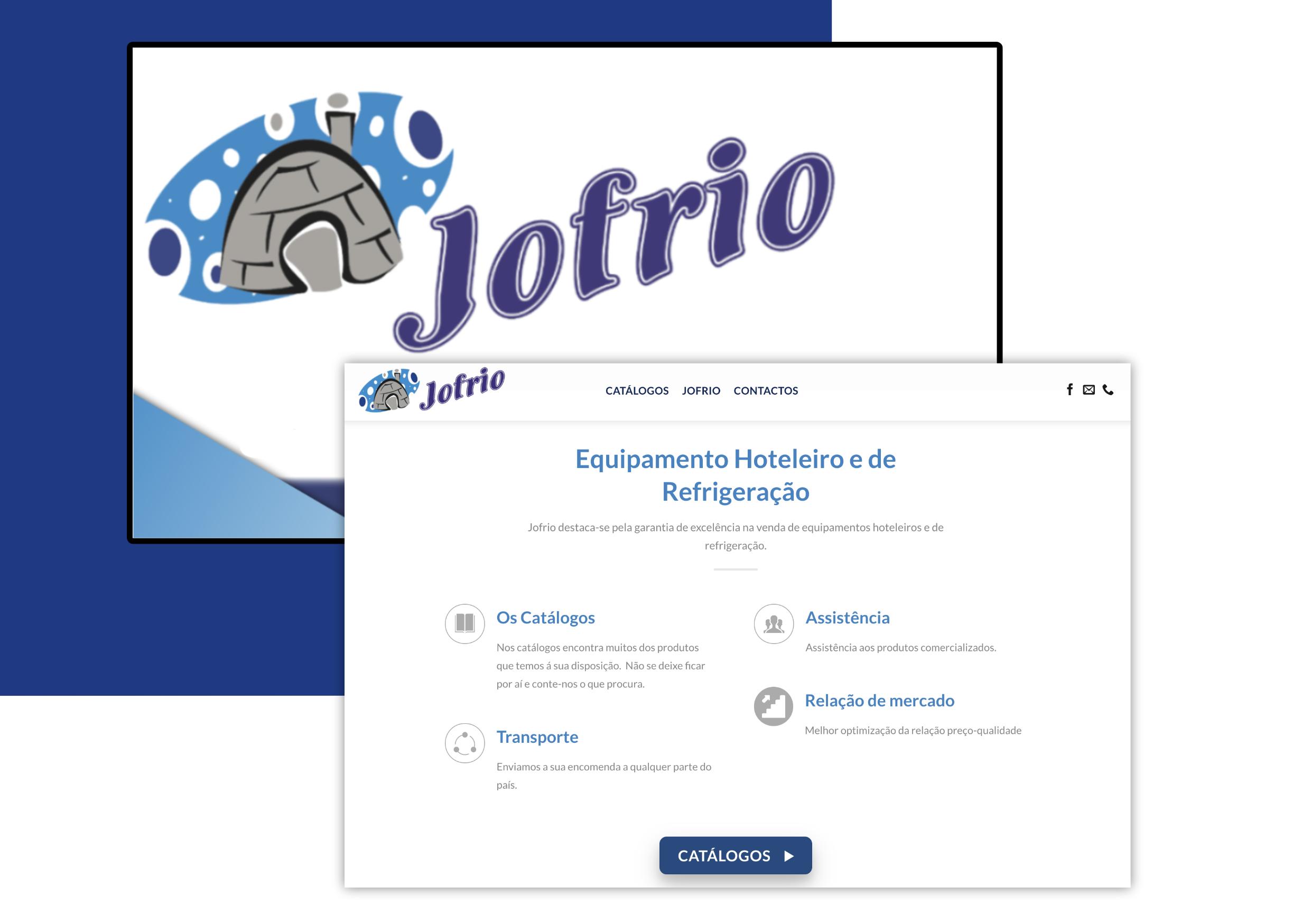 WebSite Jofrio